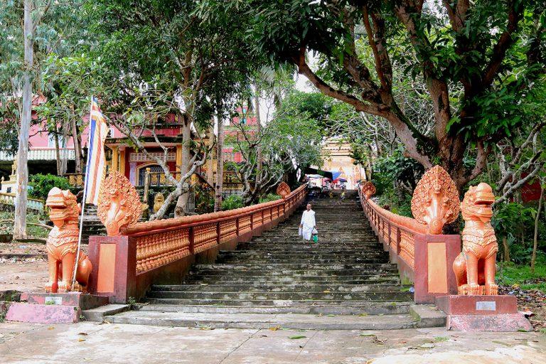 Leu Pagoda, Cambodia