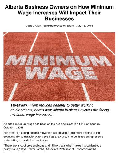 Alberta Venture